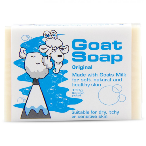 The goat soap 原味香皂100g
